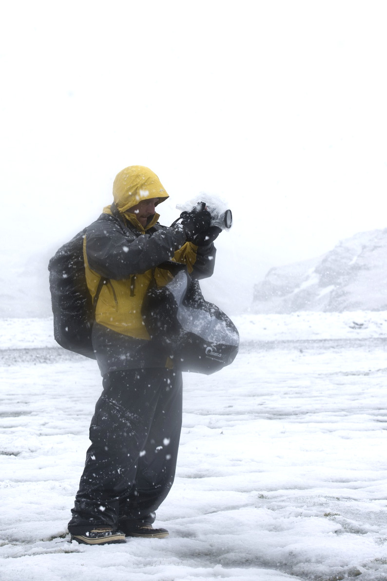 Antarctica Snow Panasonic GH4