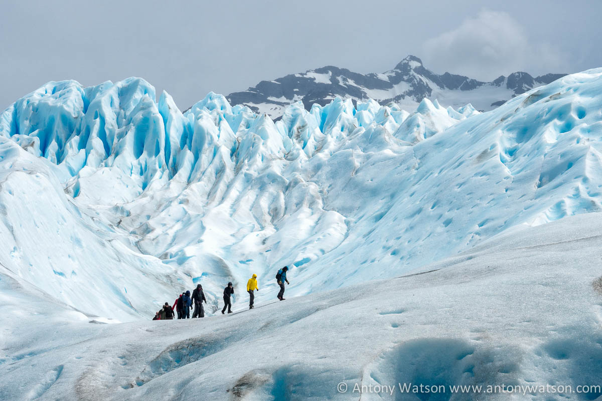 Pireto Moreno Glacier Patagonia